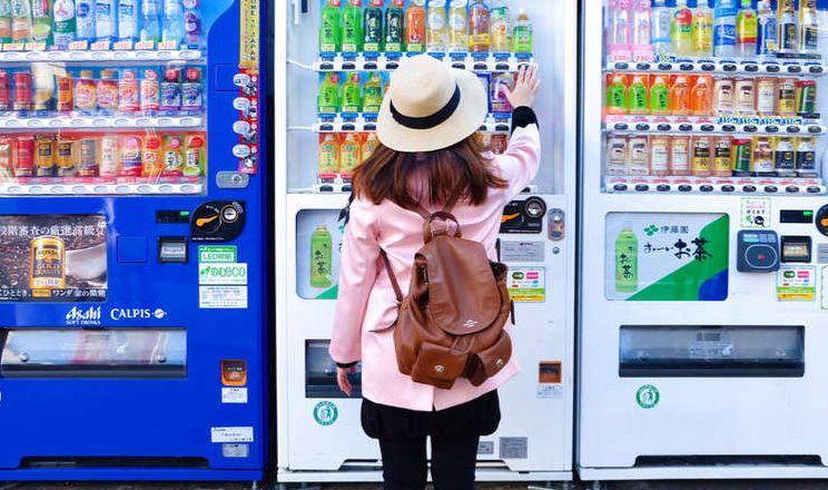 Automaty vendingowe – pomysł na biznes